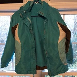 Cherokee size 10-12 winter jacket with linner
